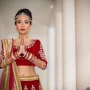 accessories, indian, makeup, sari