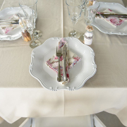 table, silverware, glassware, photography, videography