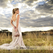 bride, bushveld