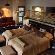 accommodation, lodge