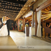 bride, dance, groom, wedding venue