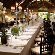 chairs, decor, reception