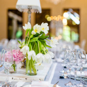 decor, flowers, glassware