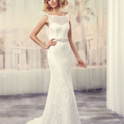 lace wedding dress, wedding dress, white