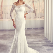 lace, wedding dress, white