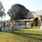 outdoor, venue, ceremony
