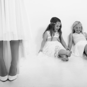 flower girls, shoes