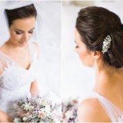 bride, hair and make up