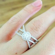 engagement ring, ring