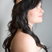 accessories, hairstyle, headpiece, makeup
