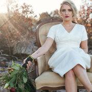 dress, makeup, wedding dress