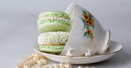 Angelique Celeste's Macarons