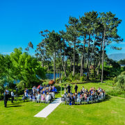 ceremony, dam, outdoor