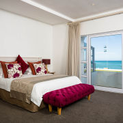 accommodation, beach