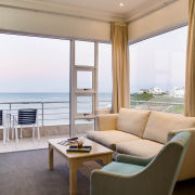 beach, view, room