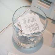 decor, name cards, table setting, white