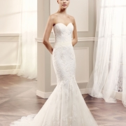 mermaid, wedding dress