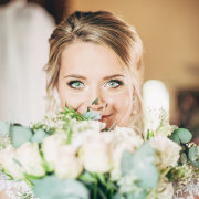 bouquet, make up, makeup