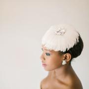 headpiece, makeup