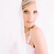 makeup, veil
