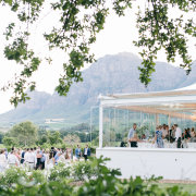 marquee, mountain, reception