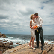 beach, shoes, suit, wedding dress