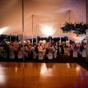 tent, tent venue, dance floor