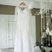 beaded, lace, wedding dress