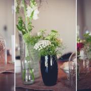 centrepiece, flower