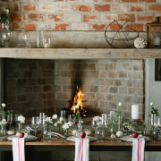 decor, table setting, fireplace, table setting, tableware