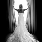 bride, wedding dress
