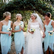 hairstyle, bridesmaid dress, veil, wedding dress