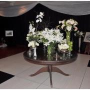 floor, flowers