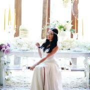 accessories, wedding dress
