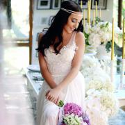 accesories, bouquet, decor, wedding dress