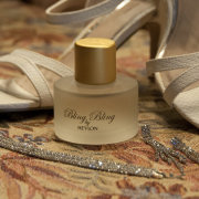 perfume, brides shoes, jewellery