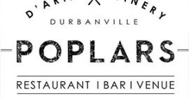 Poplars Restaurant   Bar