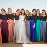 bridesmaids, dress