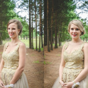 bridesmaid, dress, hair, makeup