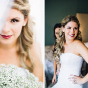 bride, hair, makeup