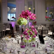 centrepiece, decor, flowers, reception