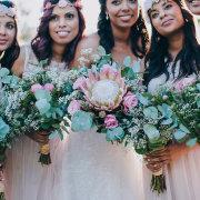 protea, bouquet
