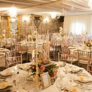 decor, reception, table setting, venue, wedding venue, chair, table