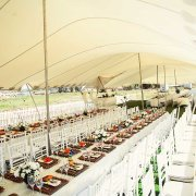 decor, table, tent