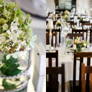 decor, flowers, reception