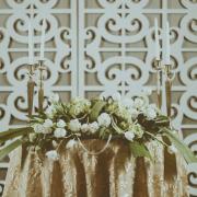 altar, flowers