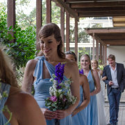 bouquet, bridesmaids