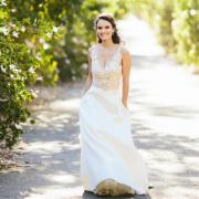 dress, lace, lace wedding dress