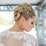 hair accessories, upstyle