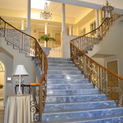 staircase, venue